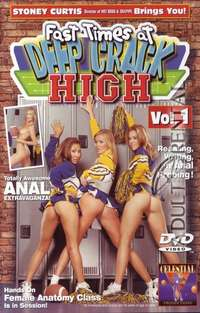 Fast Times At Deep Crack High Vol. 1 Cover
