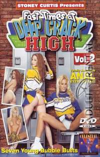 Fast Times At Deep Crack High Vol. 2 Cover