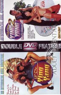 Up the Ying Yang 1& 2: Double Feature Cover