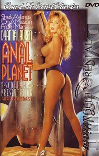 Anal Planet Cover