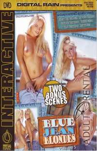 Blue Jean Blondes #5 Cover