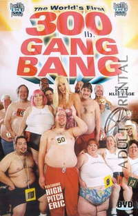The World's First 3000 lbs. Gang Bang Cover