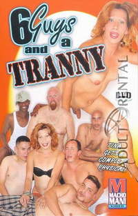 6 Guys And A Tranny Cover