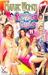 Mature Women With Younger Girls 11 Cover