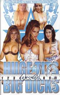 Huge Tits And Big Dicks Cover