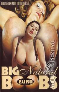 Big Natural Euro Boobs Cover