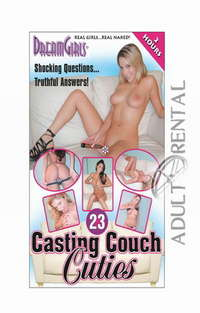 Casting Couch Cuties 23 Cover