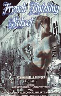 French Finishing School Cover