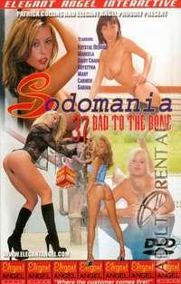 Sodomania 37 Cover