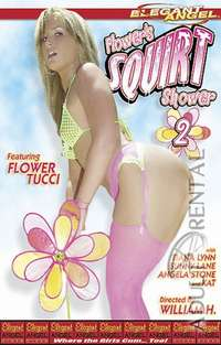 Flower's Squirt Shower 2 Cover