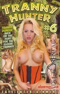 Tranny Hunter #6 Cover