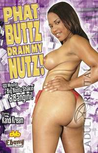Phat Buttz Drain My Nutz! Cover