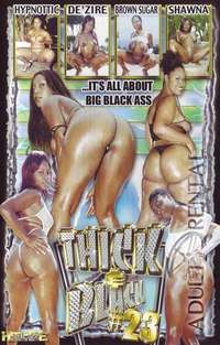 Thick & Black #23 Cover