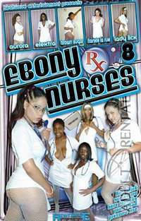 Ebony Nurses 8 Cover