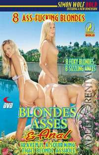 Blondes, Asses & Anal Cover