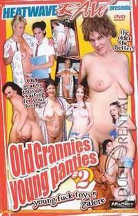 Old Grannies Young Panties #2 Cover