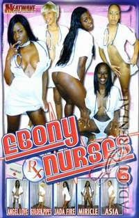 Ebony Nurses 6 Cover