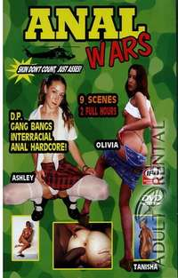 Anal Wars Cover