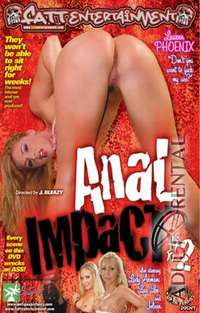 Anal Impact 2 Cover