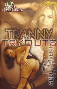 Tranny Tryouts Cover