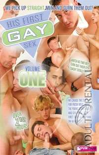 His First Gay Sex