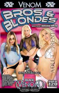 Bros & Blondes Cover