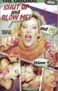 Shut Up And Blow Me! #9 Cover