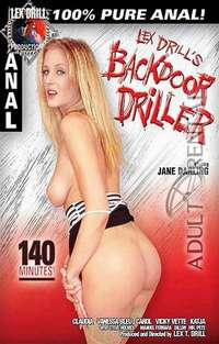 Backdoor Driller Cover