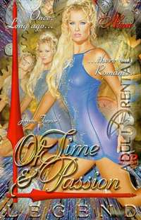 Of Time And Passion Cover