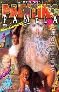 Painting Pamela Cover