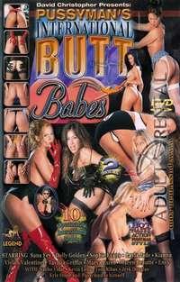 International Butt Babes Cover