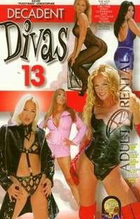 Decadent Divas 13 Cover