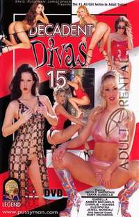 Decadent Divas 15 Cover