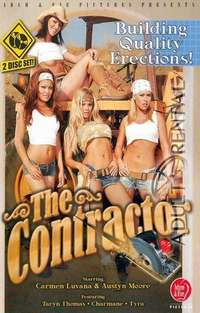 The Contractor Disc 1 Cover