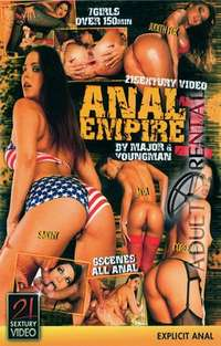 Anal Empire 1 Cover