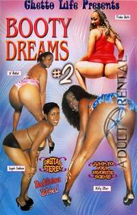 Booty Dreams #2 Cover