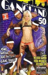 Gangland 50 Cover