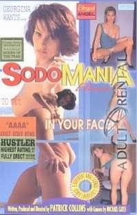 Sodomania 11 Cover