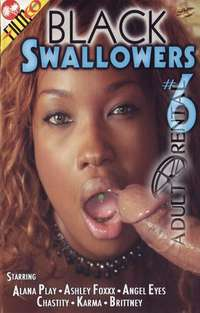 Black Swallowers 6 Cover