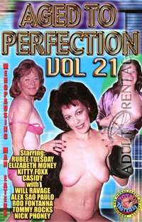 Aged To Perfection 21 Cover