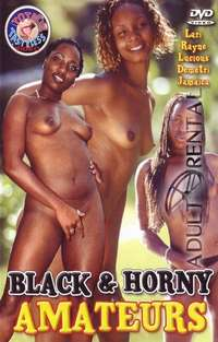 Black and Horny Amateurs Cover