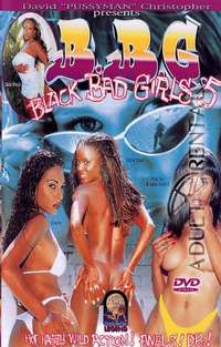 Black Bad Girls 5 Cover