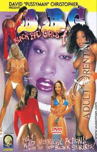 Black Bad Girls 7 Cover