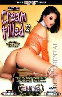 Cream Filled 2 Cover