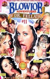 The Blowjob Adventures Of Dr.Fellatio 11 Cover