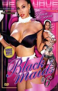 Black Maids 6 Cover