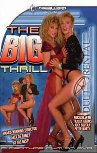 The Big Thrill Cover