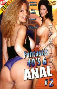 Fantastic 40's & Anal 2 Cover