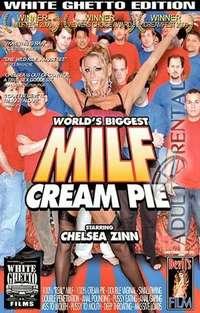 World's Biggest MILF Cream Pie Cover