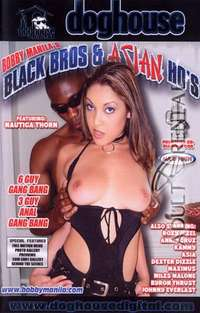 Black Bros And Asian Ho's Cover